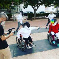 Rodaje de la candidatura de Valencia en los Gay Games 2026